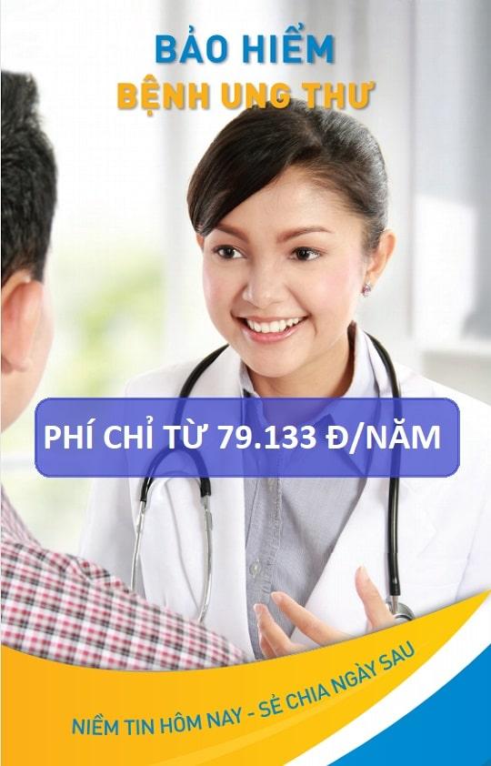 Bảo hiểm bệnh ung thư bảo hiểm PVI